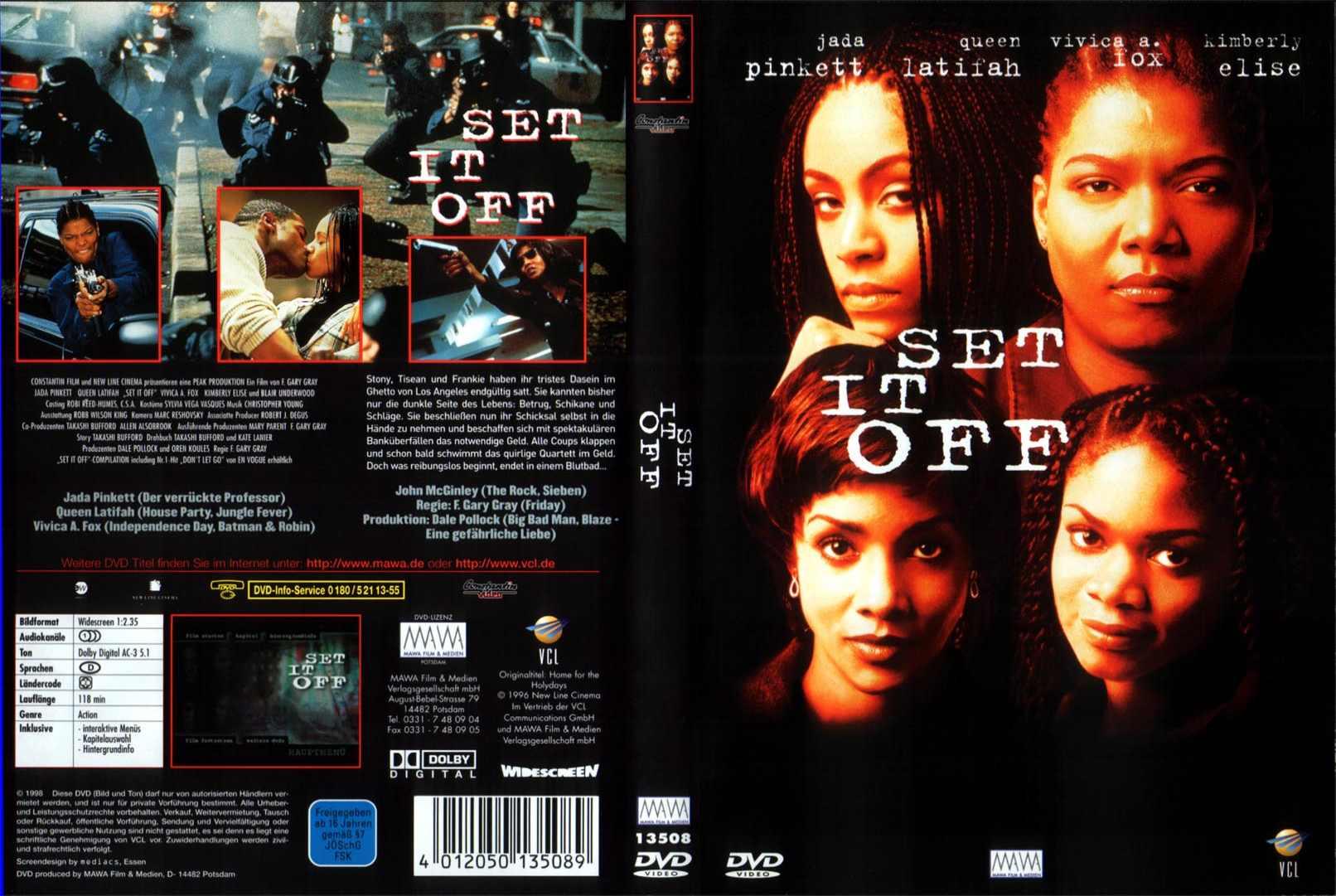 set it off film deutsch