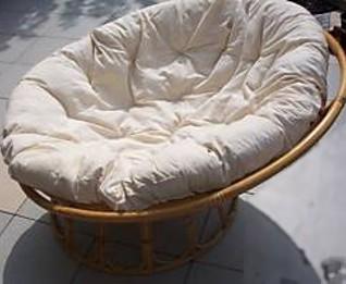 suche rattan korb papasan sessel m bel amp wohnen sofas. Black Bedroom Furniture Sets. Home Design Ideas