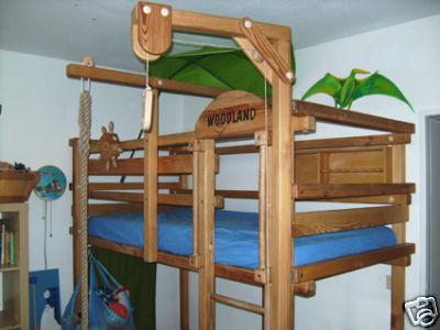 suche abenteuerbett hochbett m bel wohnen. Black Bedroom Furniture Sets. Home Design Ideas